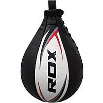 Пневмогруша боксерская RDX Bearing White, фото 2
