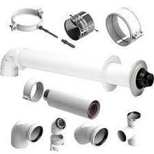 Трубы (дымоходы) для газовых котлов