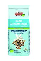 Кофе без кофеина (молотый) органический Salomoni, 250г