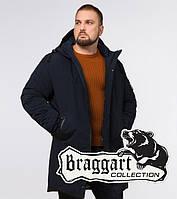 Braggart Black Diamond 23425 | Парка зимняя темно-синяя, фото 1