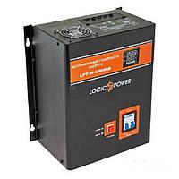 Стабілізатор напруги LogicPower LPT-5000RD BLACK (3500W), фото 1