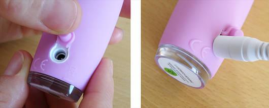 Зубная cиликоновая электрическая щетка Foreo ISSA Electric, фото 3