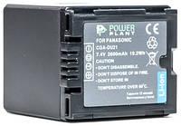 Aккумулятор PowerPlant Panasonic VBD210, CGA-DU21