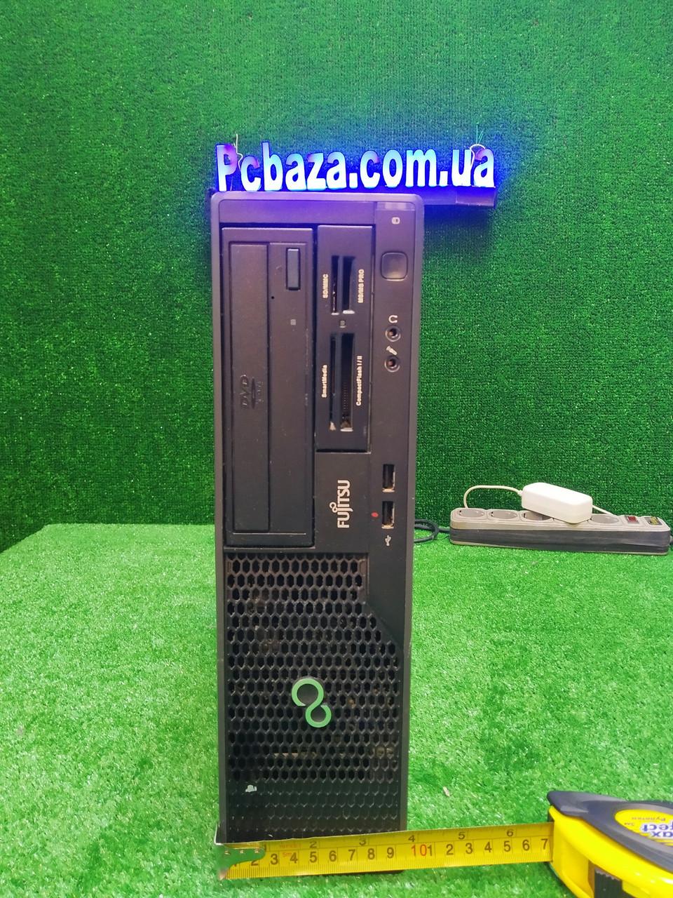 Компактный игровой Fujitsu  Esprimo E500 \Intel Core i3 2120 3.3\ 6 ГБ DDR3\ 500 ГБ HDD\ ATI HD 7570 1 gb ddr5
