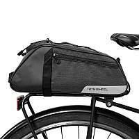 Сумка на багажник Roswheel - 141466 Чёрный/Серый