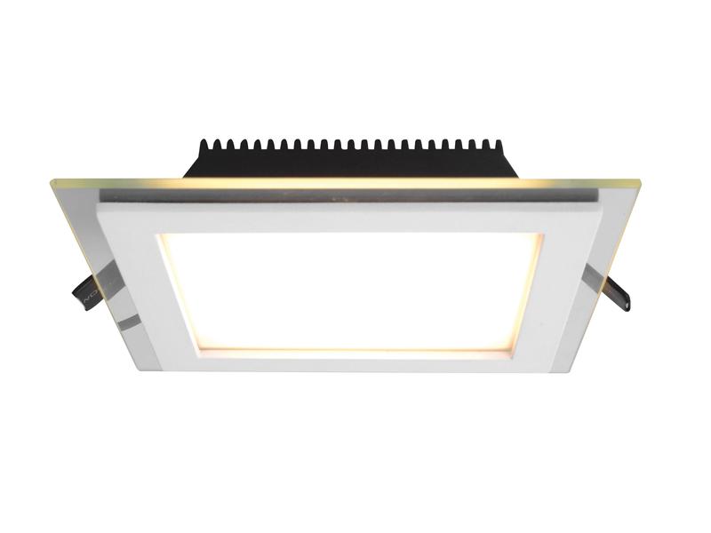 LED встраиваемый светильник IP40, Световые технологии PIANO S 12 WH 4000K [1579000210]