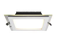 LED встраиваемый светильник IP40, Световые технологии PIANO S 12 WH 4000K [1579000210], фото 1