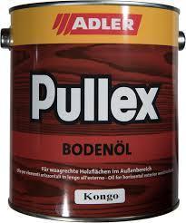 Масло для террас Adler Pullex Bodenöl 10л цвет Kongo