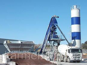 Устройство бетоносмесительной установки