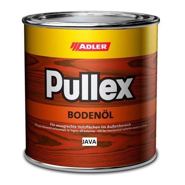 Масло для террас Adler Pullex Bodenöl 10л цвет Java