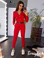 Классический костюм рубашка с брюками в разных цветах, фото 1