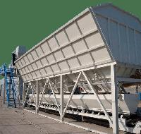 Использование дозатора цемента в бетоносмесительной установке