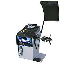 Балансировочный станок BOGUL с полуавтоматическим измерением и лазерным указателем ANDRMAX