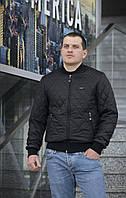 Стеганая мужская куртка демисезонная, фото 1