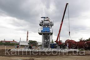 ЧП «Кармель» сдали в эксплуатацию новый бетонный завод
