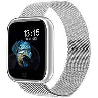 Фитнес браслет Smart Band AIR Серый
