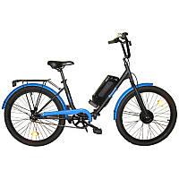 Електровелосипед ЛЕЛЕКА SMART20 300-400Вт літієва батарея 10,4 Ач, фото 1