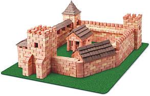 Конструктор из кирпичиков Замок Любарта (Луцкий замок) | 1870 деталей | Країна замків та фортець