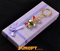 """Брелок в подарочной коробке """"Кролик"""" №6960-972-3"""