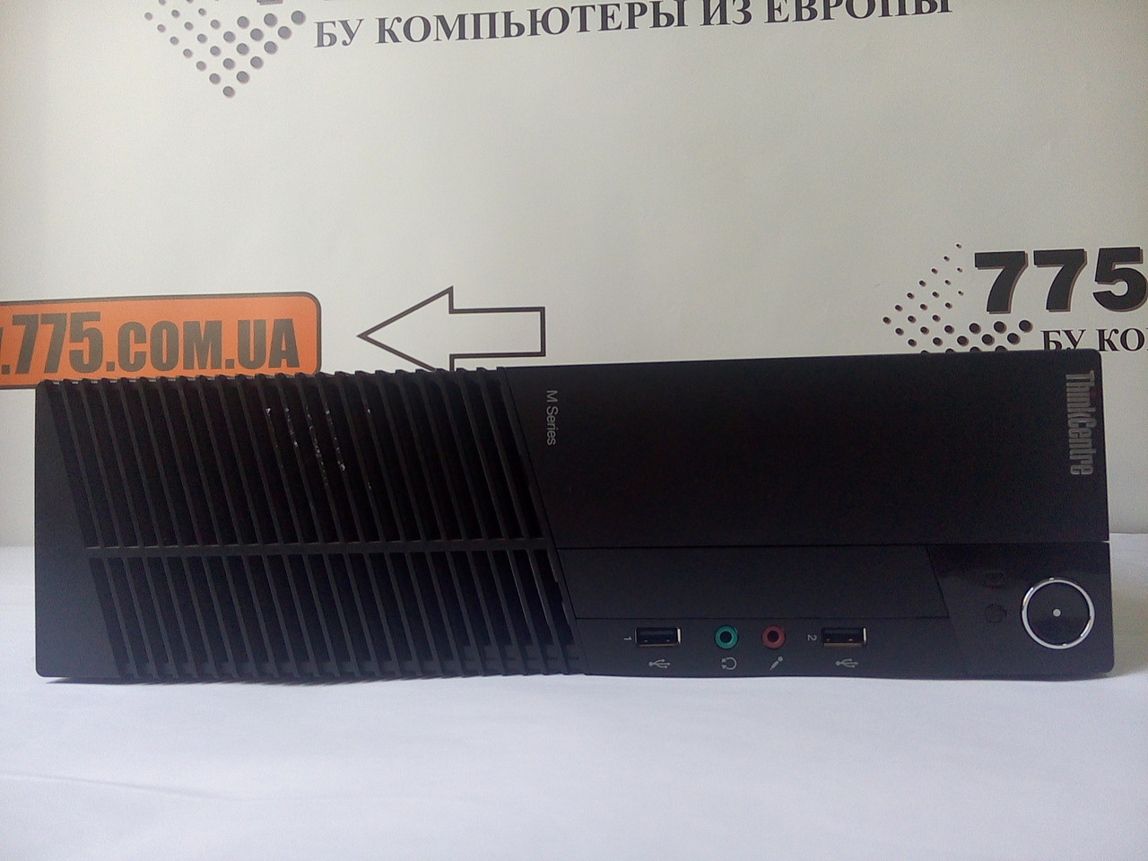 Компьютер Lenovo M71-M92 (Desktop), Intel Core i3-3220 3.3GHz, RAM 4ГБ, SSD 120ГБ