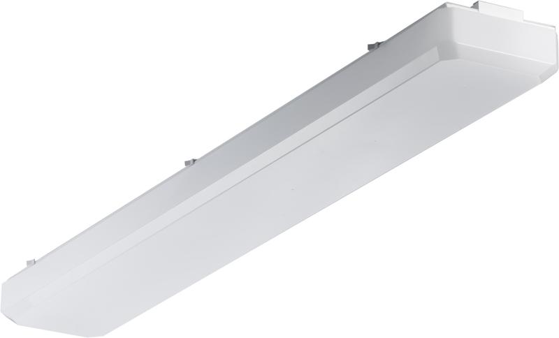 LED светильники с опаловым рассеивателем IP40, Световые технологии AOT.OPL UNI LED 1200x200 4000K [1386000020]