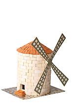 Мельница керамический конструктор | 430 деталей | Країна замків та фортець (Україна)
