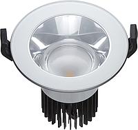 LED встраиваемые светильник IP54, Световые технологии OKKO IP54/IP20 18 WH 3000K [1258000230], фото 1