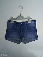 Шорты джинсовые  H&M на 10 лет