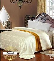 """Шелковое одеяло """"Aonasi"""" облегченное 1,5 кг евро размер"""