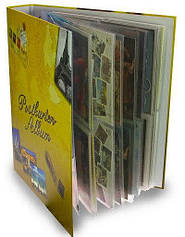 Для открыток, календарей, конвертов, карточек. Аксессуары для филокартии