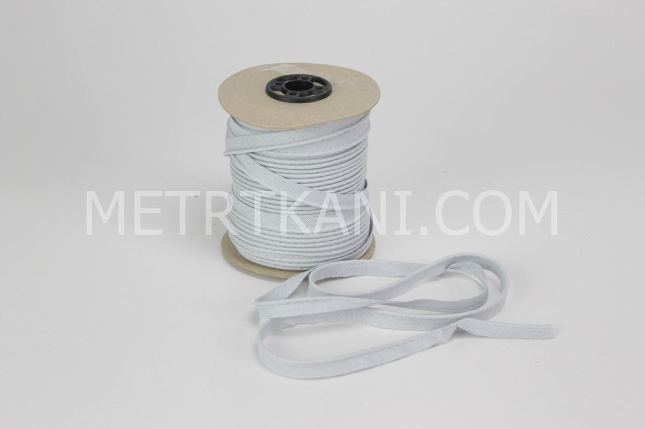 Кант  светло-серый  100% хлопок № Кн-07