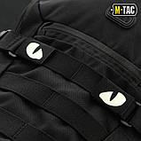 Нашивка M-Tac Tiger Eyes (пара) Black, фото 4