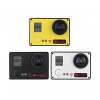 Экшн Камера (Action Camera) S8 WiFi 4K  Пульт - 2 экрана