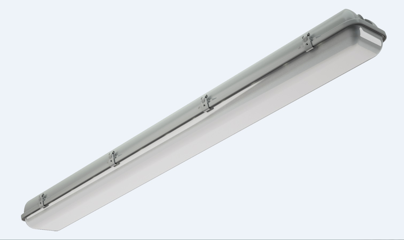 LED светильники IP65, Световые технологии ARCTIC.OPL ECO LED 600 EM 5000K class I [1088000150]