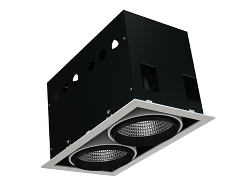 LED светильники IP20, Световые технологии SNS LED 1M 30 W D70 4000K [1159000070]