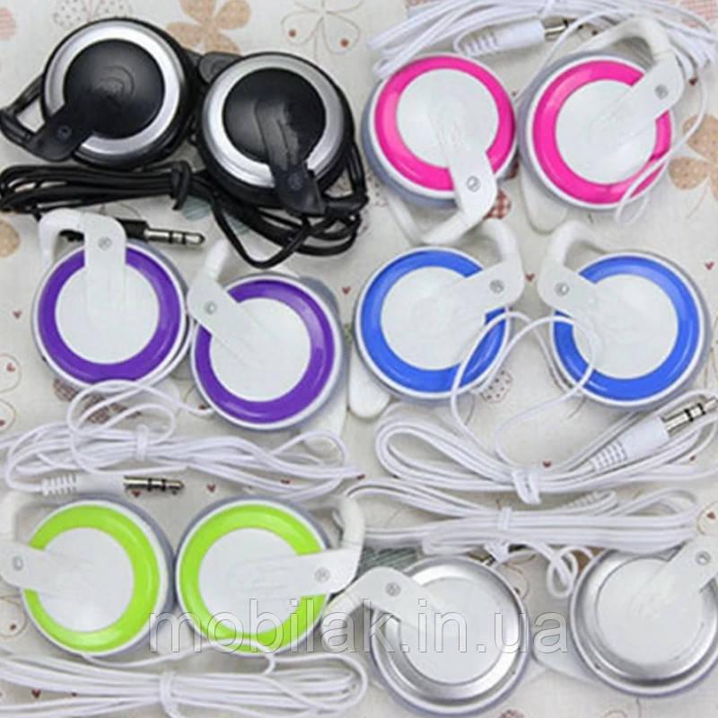 Цветные спортивные наушники Cute Headphone