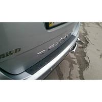 Накладка на задний бампер SSangYong Rexton II (2007-2017) SSREX07170717