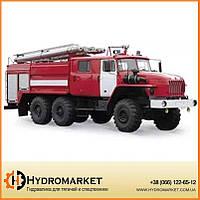 Гидравлика на пожарные автомобили с алюминиевым баком