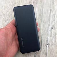 Повербанк A.N.D 16000 mah черный Power Bank внешний аккумулятор АНД U5