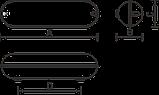 LED светильники компактные IP65, Световые технологии OD LED 12 5000K [1142000060], фото 3