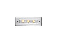 LED светильники встраиваемые в стену IP65, Световые технологии DECA LED 6 3000K [1100500050], фото 1
