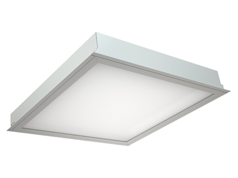 LED светильники IP54, Световые технологии OWP/R OPTIMA LED 595 IP54/IP40 EM 4000K [1376000120]