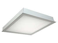 LED светильники IP54, Световые технологии OWP/R OPTIMA LED 595 IP54/IP40 EM 4000K [1376000120], фото 1