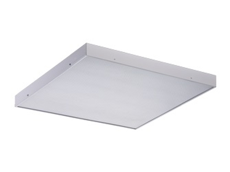 LED светильники IP20, Световые технологии OPTIMA.PRS ECO LED 595 EM 4000K GRILIATO [1138000090]