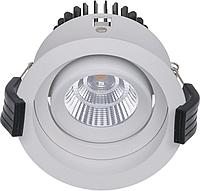 LED встраиваемый светильник IP20, Световые технологии RAMO 13 BL D45 4000K [1258000190], фото 1