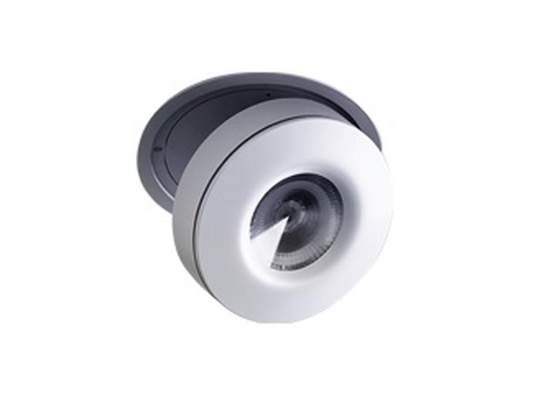 LED встраиваемые поворотные светильники IP20, Световые технологии UFO DL LED 35 D45 4000K [1170001260]