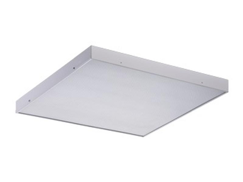 LED светильники IP20, Световые технологии OPTIMA.PRS ECO LED 595 EM 5000K [1138000170]