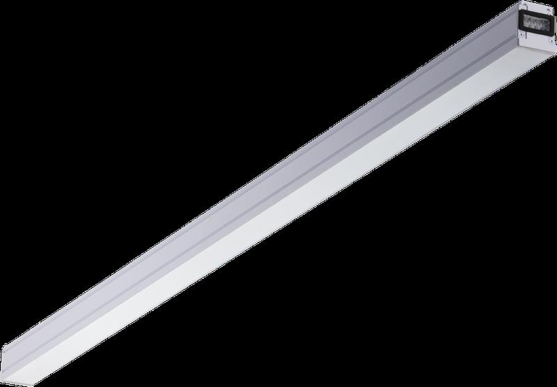 LED магистральные светильники IP54, Световые технологии LED MALL LINE 2x35 D90 IP54 /main line harness/ 4000K [1598000980]