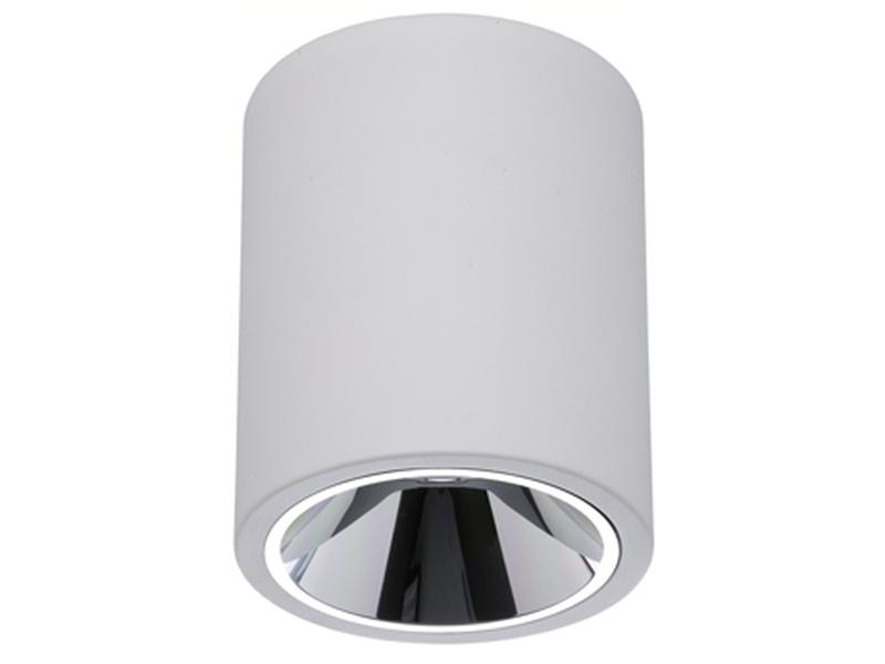 LED накладной потолочный светильник направленного света IP20, Световые технологии OKKO S 38 WH 4000K [1235000750]