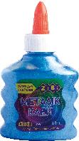Клей ZiBi МЕТАЛІК, на PVA-основі, 88 мл, синій (ZB.6117-02)